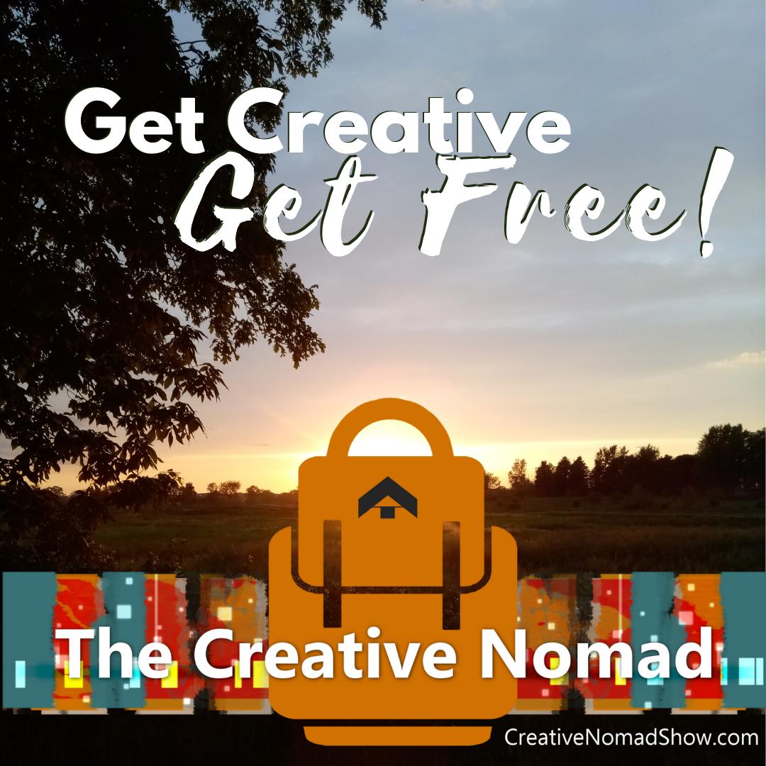Get Creative Get Free!