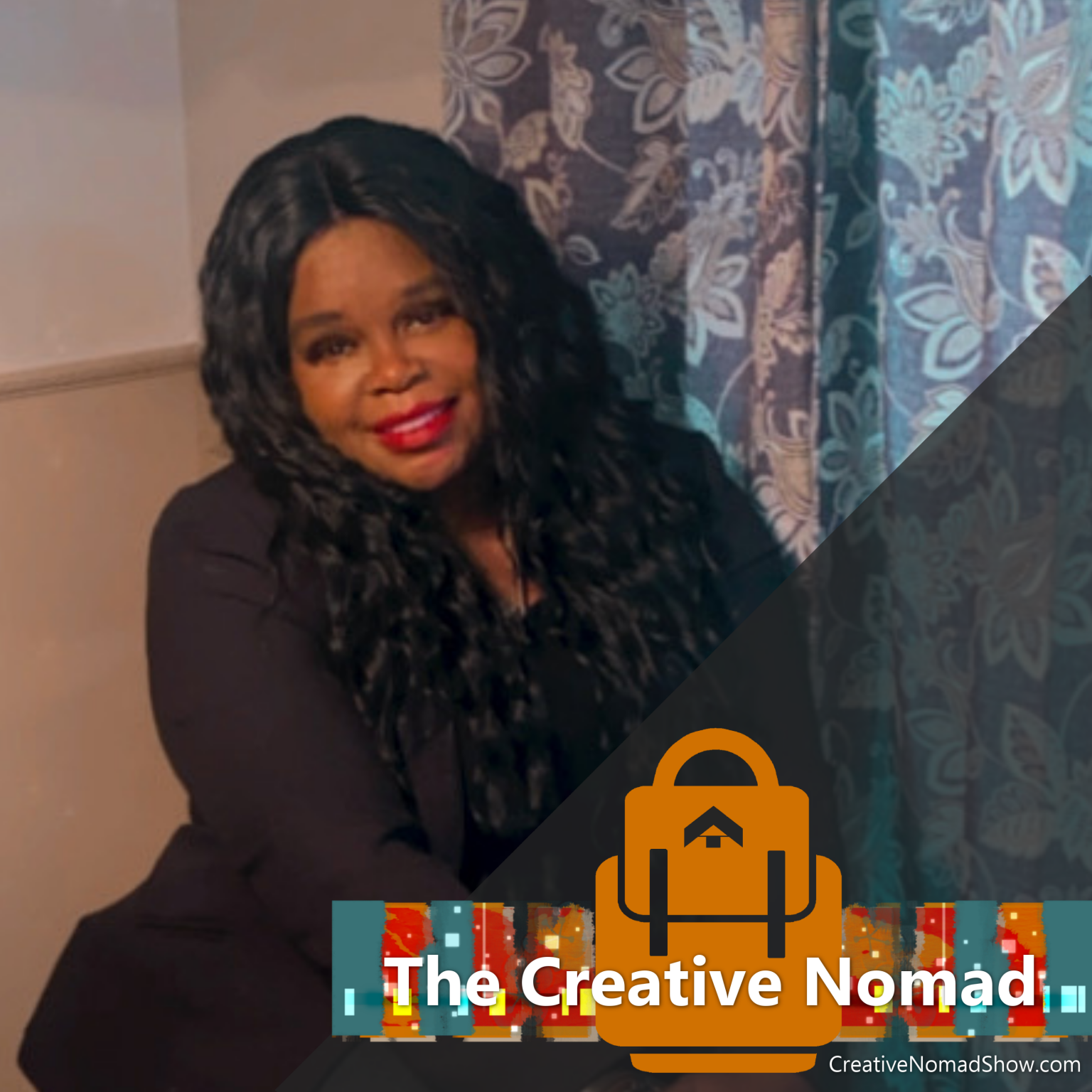 the creative nomad show with Kimberly Cloud